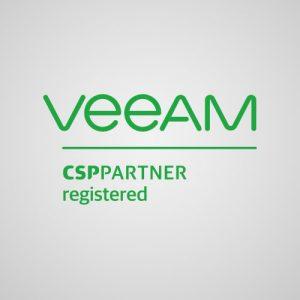 VEEAM CSP Registered Partner