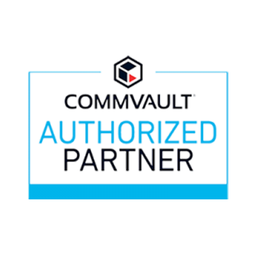 COMMVAULT Authorized Partner